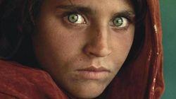 La ragazza afghana fotografata da Steve McCurry è stata
