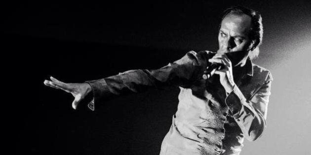 Peter Murphy in concerto a Roma: il dark torna sul palco... con David Bowie e in grande