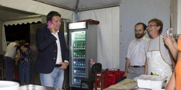 Per Matteo Renzi niente comizio alla Festa dell'Unità di Roma: annullato per