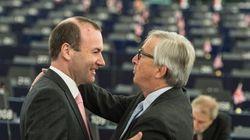Il tedesco Weber a testa bassa contro Renzi: