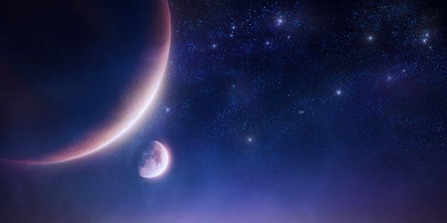 5 pianeti visibili contemporaneamente dalla Terra nello stesso momento: