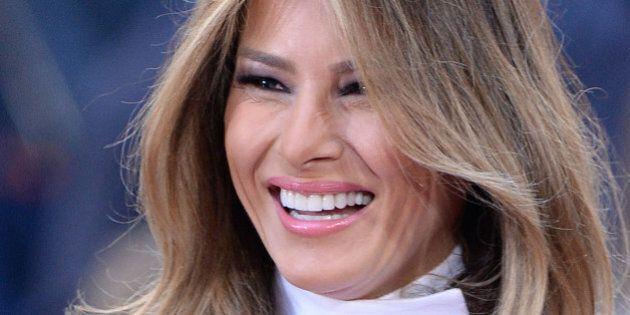 Melania Trump senza veli sulla copertina del New York