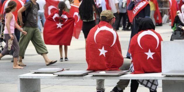 Turchia, l'ultimatum di Erdogan a Bruxelles: