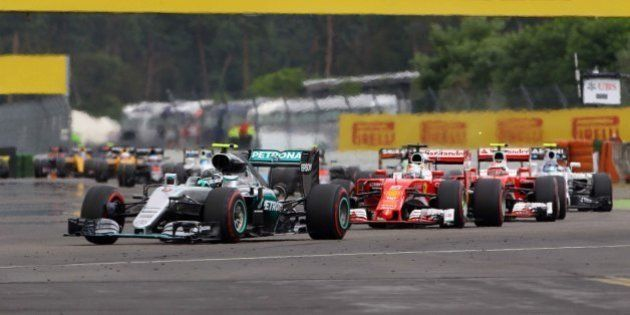 Flop anche in Germania: Ferrari
