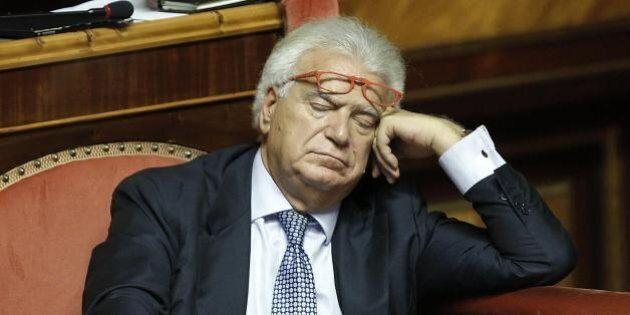 Denis Verdini vuole