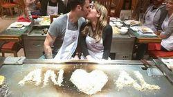 Questa romantica foto di fidanzamento sta diventando virale... per il motivo sbagliato