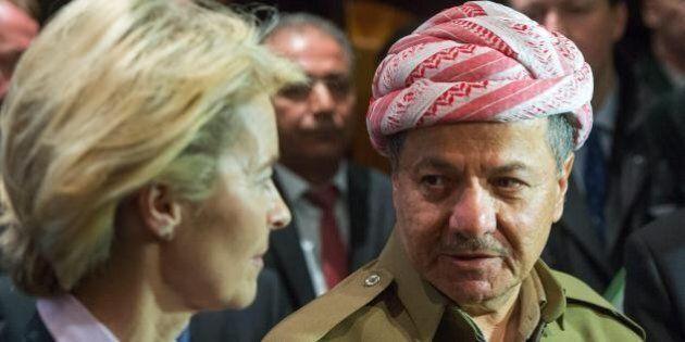 Se Barzani plaude ai bombardamenti turchi sul