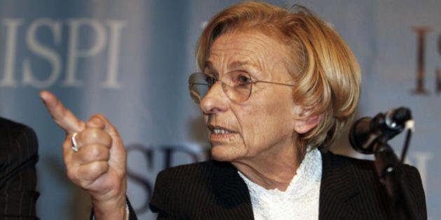 Emma Bonino sull'attacco di Marco Pannella: