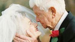 Le foto di questa coppia dimostrano che l'amore può durare davvero per tutta la