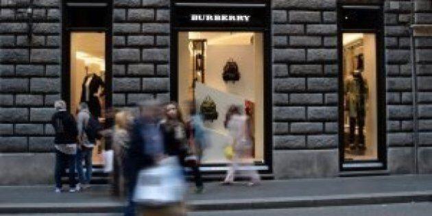 Burberry licenzia direttore e district manager di Roma per maltrattamenti sui
