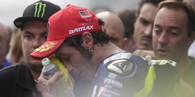 Valentino Rossi vs Marc Marquez al Motomondiale GP: