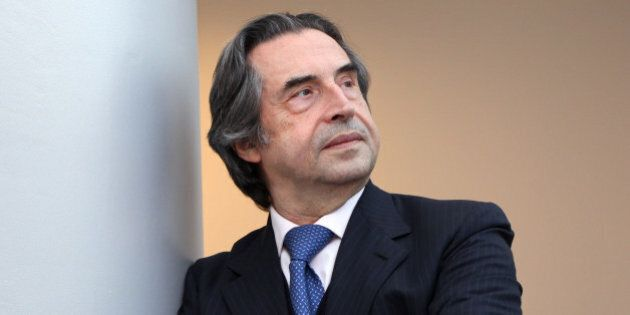 DeustoForum contó el 14 de mayo de 2013, con la presencia de Riccardo Muti. Su estilo y temperamento...