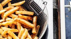 Quale olio usare (e a quale temperatura) per una frittura