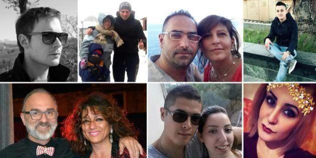 Hotel Rigopiano, finite le operazioni di soccorso: 11 superstiti e 29 morti. Chi sono i