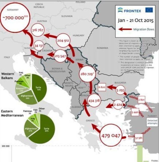 Bruxelles, accordo difficile al vertice per l'emergenza profughi lungo i Balcani. Una madre e due bimbi...