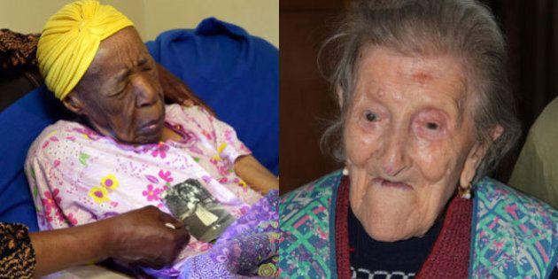 È morta la donna più vecchia del mondo: aveva 116 anni. Il primato passa a un'italiana: la piemontese...