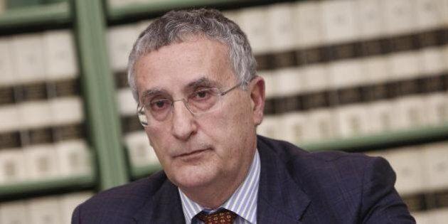 Il procuratore nazionale antimafia Franco Roberti: