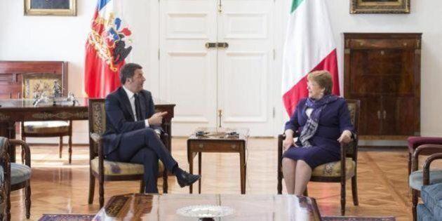 Con Matteo Renzi in America Latina. La nuova frontiera