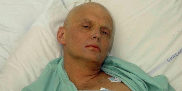 Caso Aleksandr Litvinenko, inchiesta Gb: