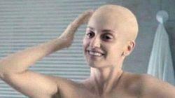 Cruz irriconoscibile nel film Ma Ma, storia di una donna malata di