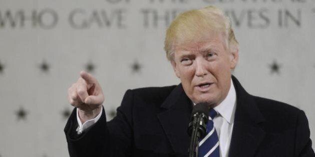 Trump per noi è un'opportunità. Se la sapremo