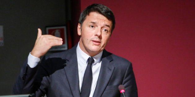 Matteo Renzi a Camerino: