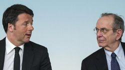 Società partecipate, Renzi cede a Padoan solo la