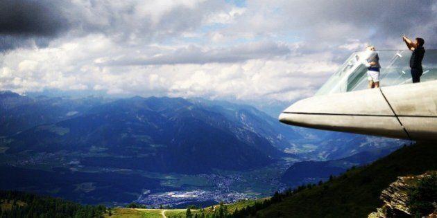 Messner e le nuove finestre sulle