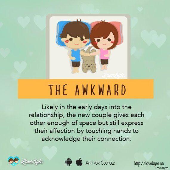 Le 10 vignette in cui si riconosceranno tutte le coppie che condividono un