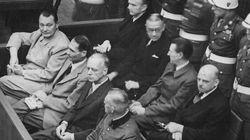 Il processo di Norimberga, quando venne seppellita la follia