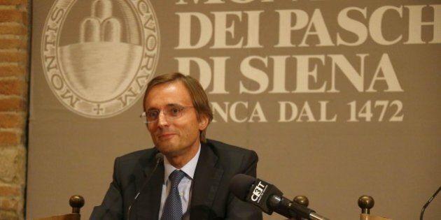 Mps, il presidente Massimo Tononi: