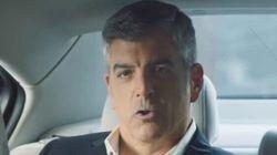 C'è il sosia di Clooney nello spot: Nespresso chiede 50mila euro all'azienda