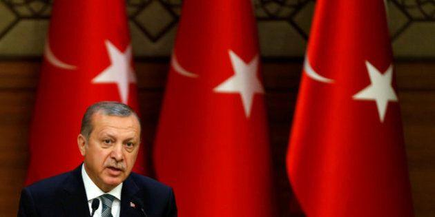 Recep Tayyip Erdogan: