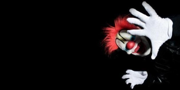 La paura dei clown, o la coulrofobia che preoccupa gli
