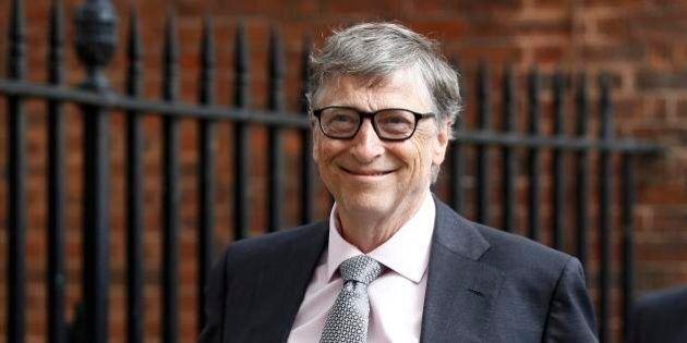 Bill Gates a Londra: