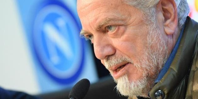 Riforme, Aurelio De Laurentiis, presidente del Napoli, per il Sì:
