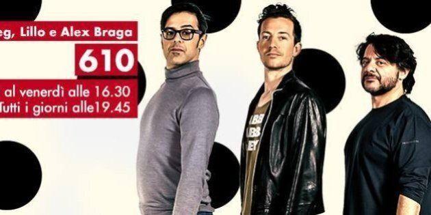 Radio2, dopo 13 anni Carlo Conti cancella 610 di Lillo e Greg. La rabbia dei