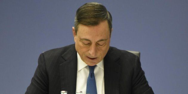 Le parole di Draghi: metamorfosi di un