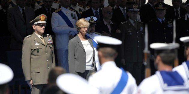 Roberta Pinotti nelle intercettazioni dell'inchiesta di Potenza. L'attivismo dell'ammiraglio De Giorgi...