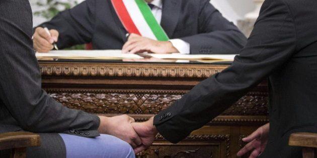 Sulle unioni civili una cultura clericale ha impedito agli italiani di