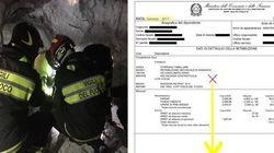 La beffa per i Vigili del Fuoco: il Governo li elogia per i soccorsi a Rigopiano, poi gli toglie il bonus di 80