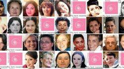 60 donne vittime in 8
