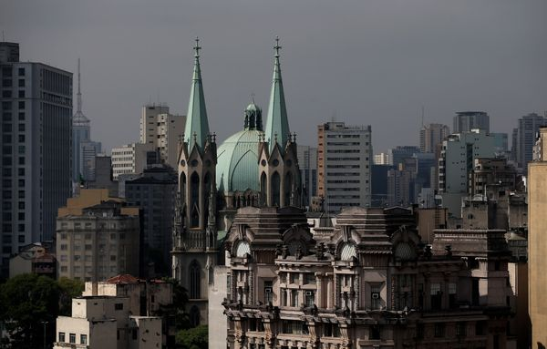 Sao Paulo is already a strong global business player, and at its current rate of development it will rapidly catch up with th