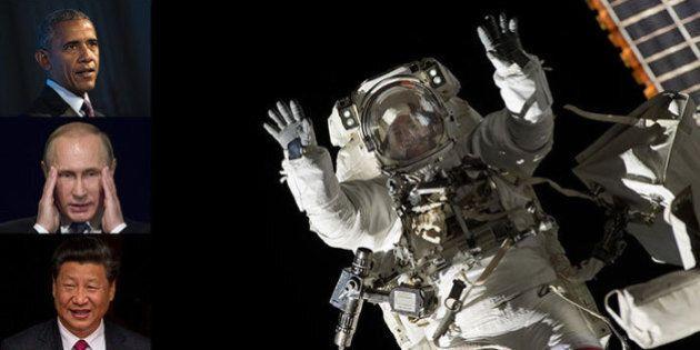 La nuova corsa allo spazio, business e geopolitica alla prova di stelle e corpi