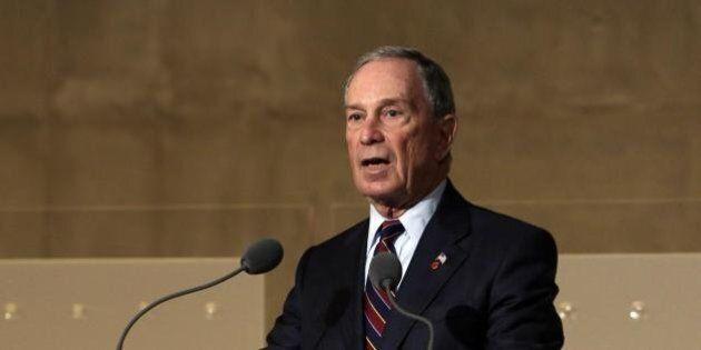 Usa 2016, Michael Bloomberg valuta la candidatura alle presidenziali