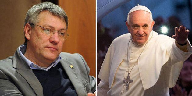 Landini, papa Bergoglio e la sinistra