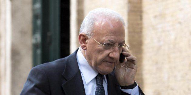 Vincenzo De Luca rinviato a giudizio per falso in atto pubblico nell'inchiesta su Piazza della Libertà...
