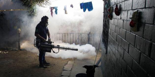 Virus Zika, 4 casi in Italia. Viaggiatori tornati dal