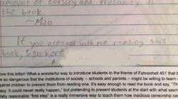 Questo padre ha trovato una risposta geniale alla richiesta assurda di un prof a suo