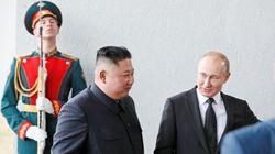O Πούτιν στο Βλαδιβοστόκ για τη συνάντηση με τον Κιμ Γιονγκ
